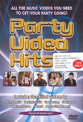 Party Video Hits 1