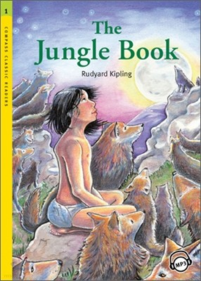 Compass Classic Readers Level 1 : The Jungle Book (Book+CD)