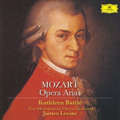 모차르트: 오페라 아리아 (Mozart: Opera Arias) (Ltd. Ed)(일본반)(CD) - Kathleen Battle
