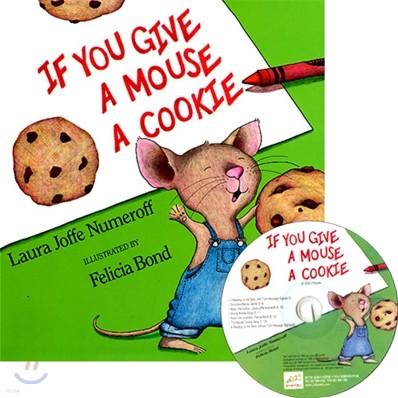 [노부영]If You Give a Mouse a Cookie (Hardcover Set)