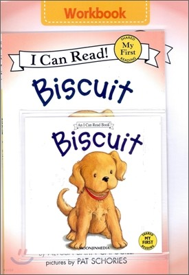 [I Can Read] My First : Biscuit (Workbook Set)