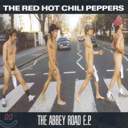 Red Hot Chili Peppers - The Abbey Road E.P