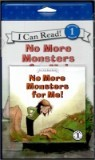 [I Can Read] Level 1-15 : No More Monsters for Me (Book & CD)