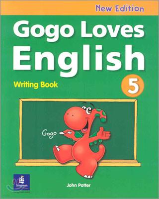 Gogo Loves English 5 : Writing Book