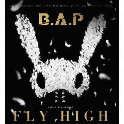 비에이피 (B.A.P) - Fly High (CD+DVD)