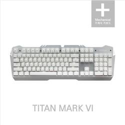 제닉스  TITAN MARK VI 게이밍/게임용 기계식키보드