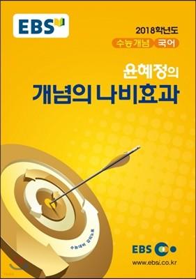 EBSi 강의교재 수능개념 국어 윤혜정의 개념의 나비효과 (2017년)