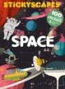 스티커 풍경 - 우주