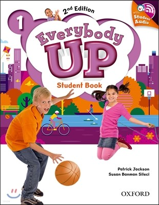 Everybody Up 1 : Student Book with CD, 2/E