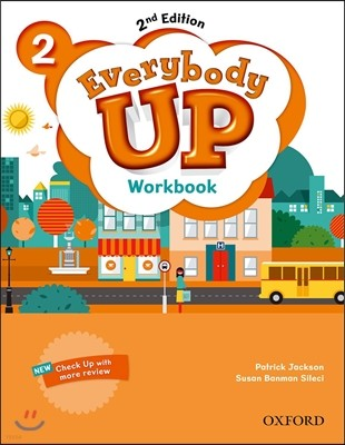 Everybody Up 2 : Work Book, 2/E