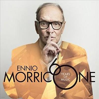 Ennio Morricone - Morricone 60 (2016 Version)(Digipack)