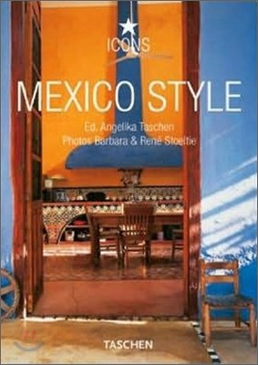 [Taschen 25th Special Edition] Mexico Style