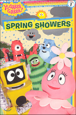 Ready-To-Read Pre-Level : Spring Showers