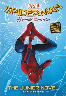 Spider-Man Homecoming : The Junior Novel