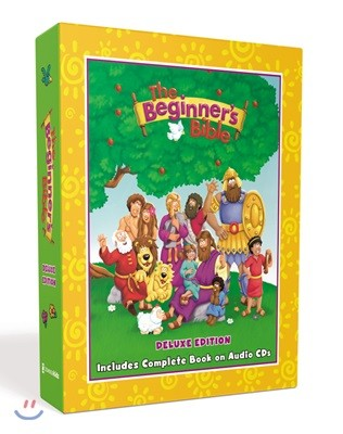 The Beginner's Bible Deluxe Edition (Book & CD)