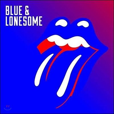 The Rolling Stones (롤링 스톤스) - Blue & Lonesome