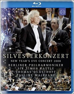 Simon Rattle 사이먼 래틀과 베를린 필의 2008년 송년 음악회 (Silvesterkonzert 2008 - New Year's Eve Concert: Gala From Berlin)