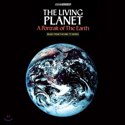 살아있는 지구 BBC TV 시리즈 음악 (The Living Planet - A Portrait of the Earth: Music from the BBC TV Series by Elizabeth Parker 엘리자베스 파커)