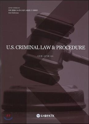 U.S. CRIMINAL LAW & PROCEDURE