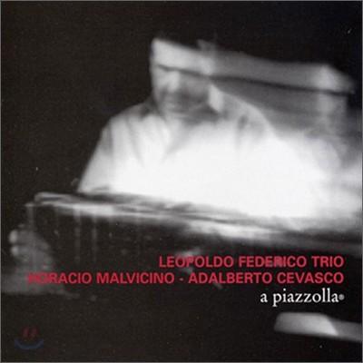 Leopoldo Federico - A Piazzolla