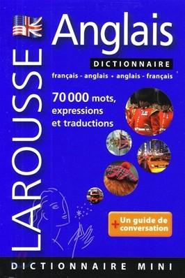 Dictionnaire Mini Anglais-Francais