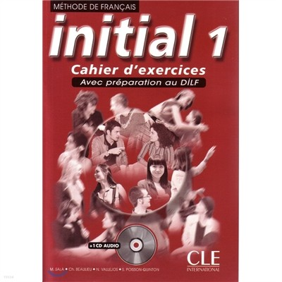 Initial 1, Cahier d'exercices (+CD)
