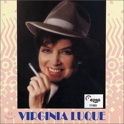 Virginia Luque - Virginia Luque