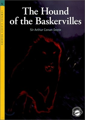 Compass Classic Readers Level 5 : The Hound of the Baskervilles (Book+CD)