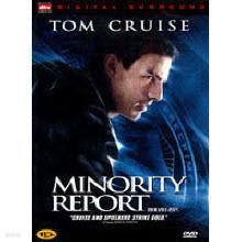 [DVD] Minority Report - 마이너리티 리포트 (미개봉)