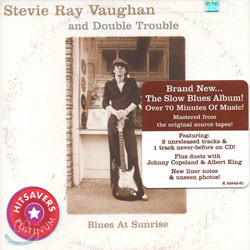 Stevie Ray Vaughan And Double Trouble - Blues At Sunrise