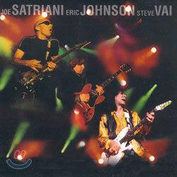 Joe Satriani & Eric Johnson, Steve Vai - G3 Live In Concert