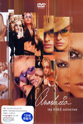 Anastacia : The Video Collection
