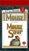 [I Can Read] Level 2-23 : Mouse Soup (Book & CD)