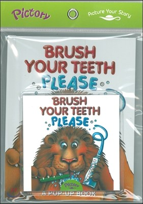 Pictory Set Infant & Toddler 02 : Brush Your Teeth Please (Hardcover Set)