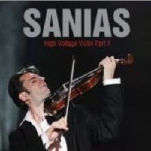 Sanias - High Voltage Violin (Digipack)