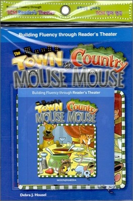 TCM Reader's Theater Fables : The Town Mouse and the Country Mouse (Paperback Set)