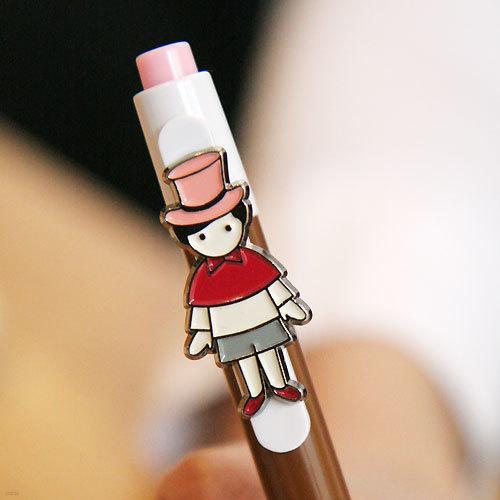shoo shoo Brown pen 0.38