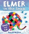Elmer in the Snow (Book & CD)