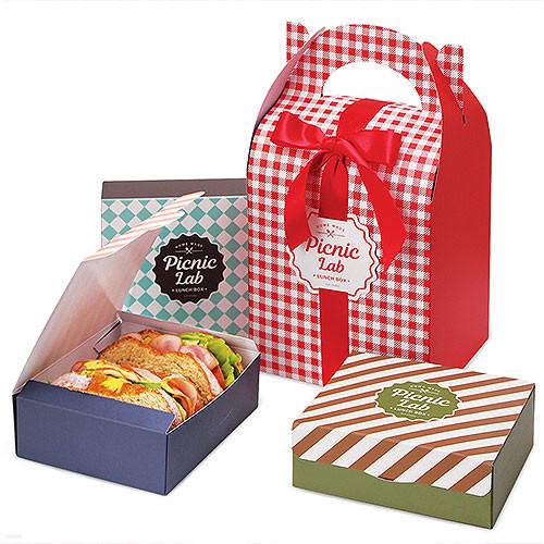 Picnic Lab Lunch Box (3단)