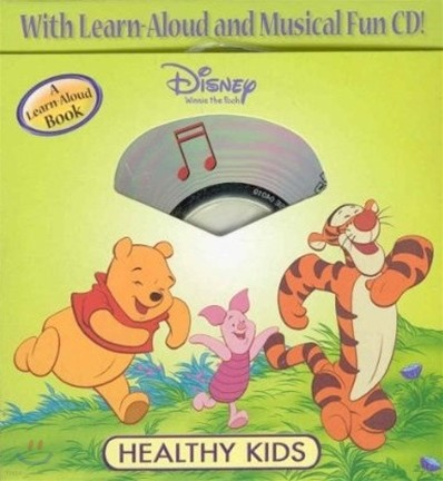 Pooh and Friends Exercise (Book + CD)