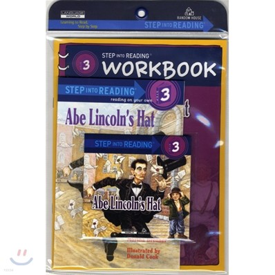 Step Into Reading 3 : Abe Lincoln´s Hat (Book+CD+Workbook)