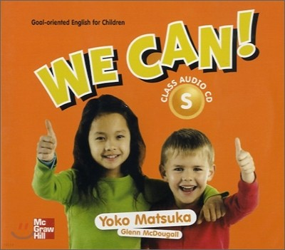 We Can! Stater : Class Audio CD