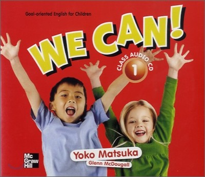 We Can! 1 : Class Audio CD