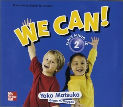 We Can! 2 : Class Audio CD