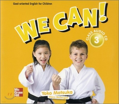 We Can! 3 : Class Audio CD