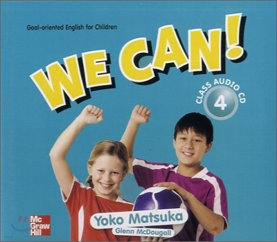 We Can! 4 : Class Audio CD