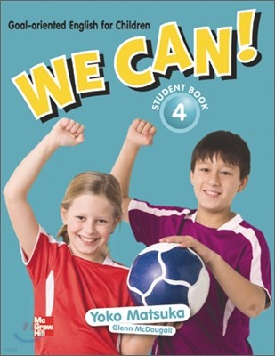 We Can! 4 : Student Book