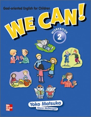 We Can! 2 : Workbook with CD