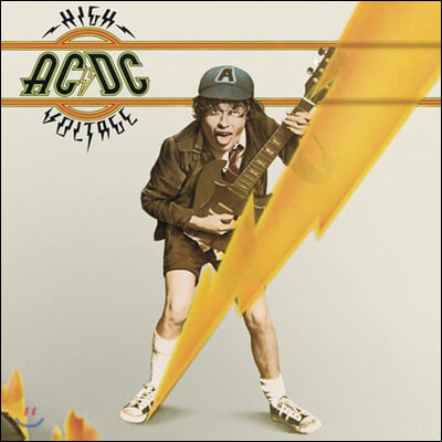 AC/DC (에이씨디씨) - High Voltage [LP]