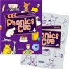 Phonics Cue Book 4 Blends : Set (Student Book + CD + Workbook)